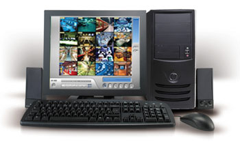 Desktop PCs. Surveillance Camera Systems R-Computer Concord California, IT Services, Computer Notebook Repair, Managed Services Provider in Concord, CA